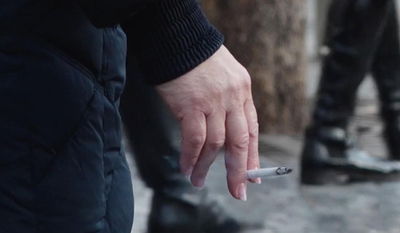 hong kong kouření