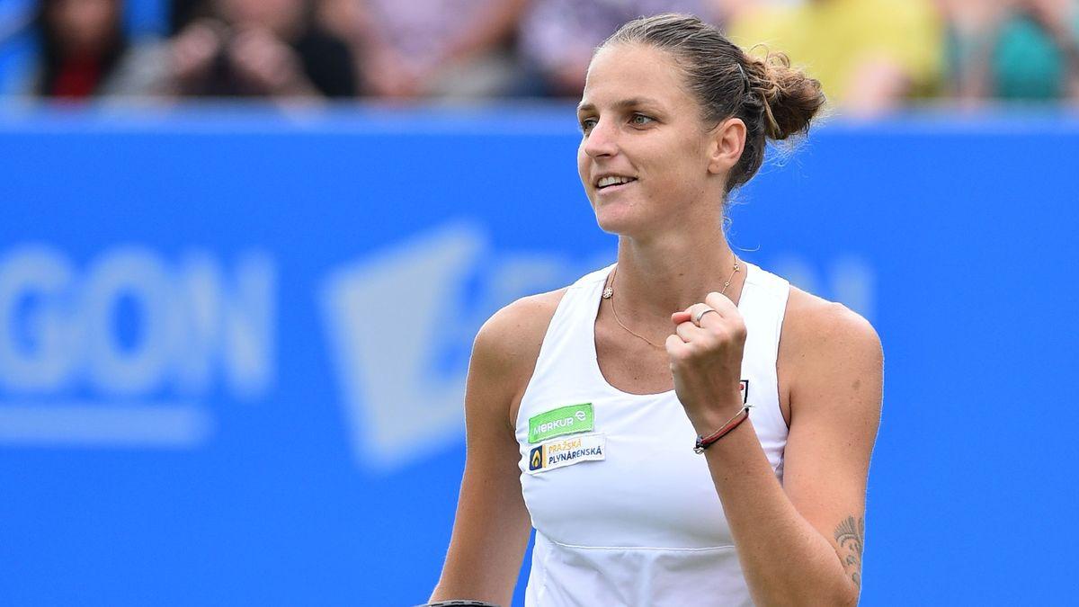 Bitvu o finále Fed Cupu zahájí Kvitová. Plíškovou čeká bývalá světová jednička