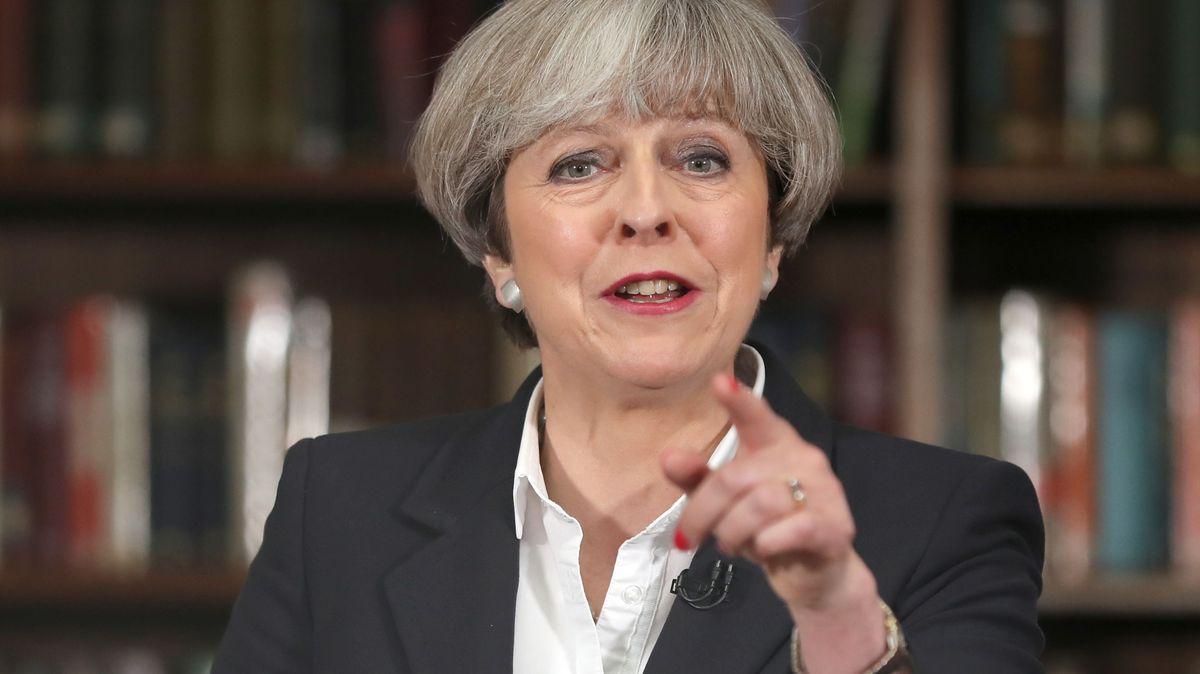 Žádný brexit nakonec nemusí být, uvedla britská premiérka