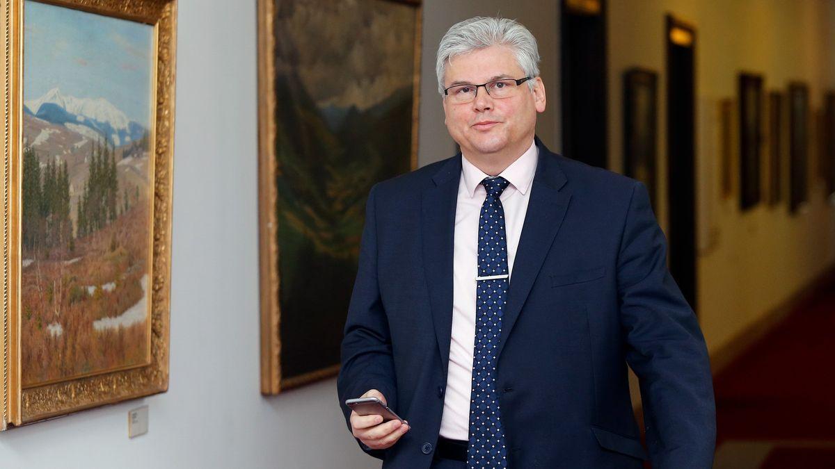 Šéf Motola Ludvík chce do Senátu za ČSSD iza ANO