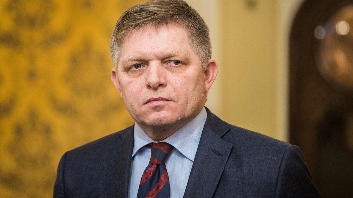 Slovenský premiér Fico nabídl svou demisi