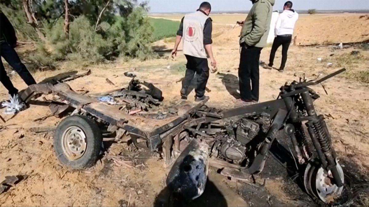 Palestinci obviňují Izrael ze sobotního úmrtí čtyř teroristů. Izrael to popírá
