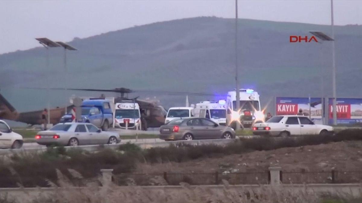 Bombardování Afrínu má 17 obětí. Turecko tím porušuje rezoluci OSN o příměří, míní Syřané