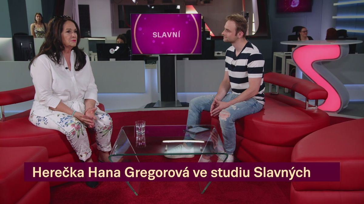 """Hana Gregorová o novém divadle: Jsem režisérka """"cukr a bič"""""""