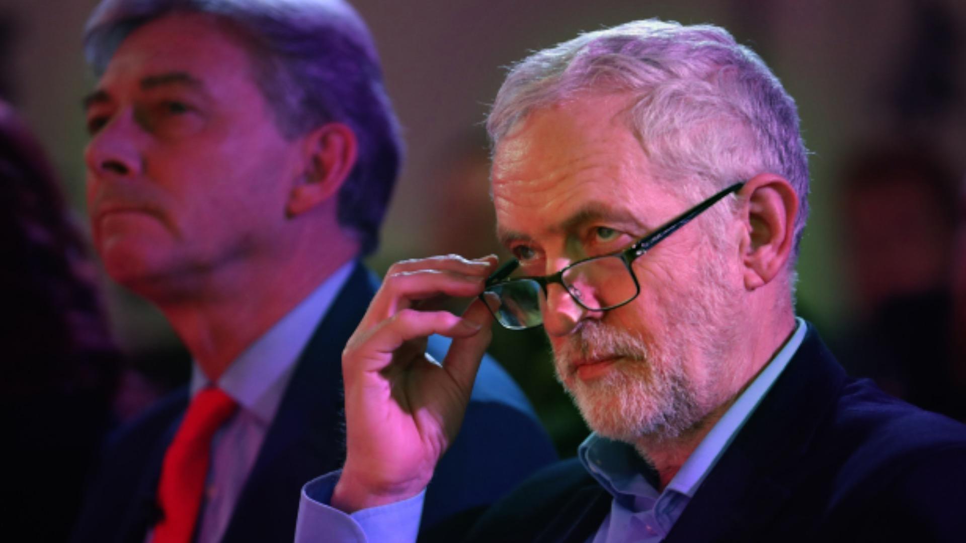 Lídr britské Labouristické strany Corbyn měl spolupracovat s StB