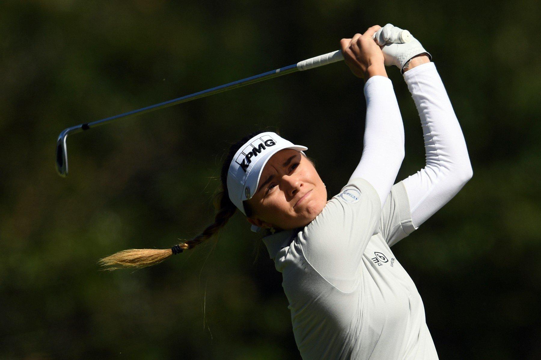 Golfistka Spilková obhajuje v Maroku titul. Na náročném hřišti chce ale hlavně projít cutem