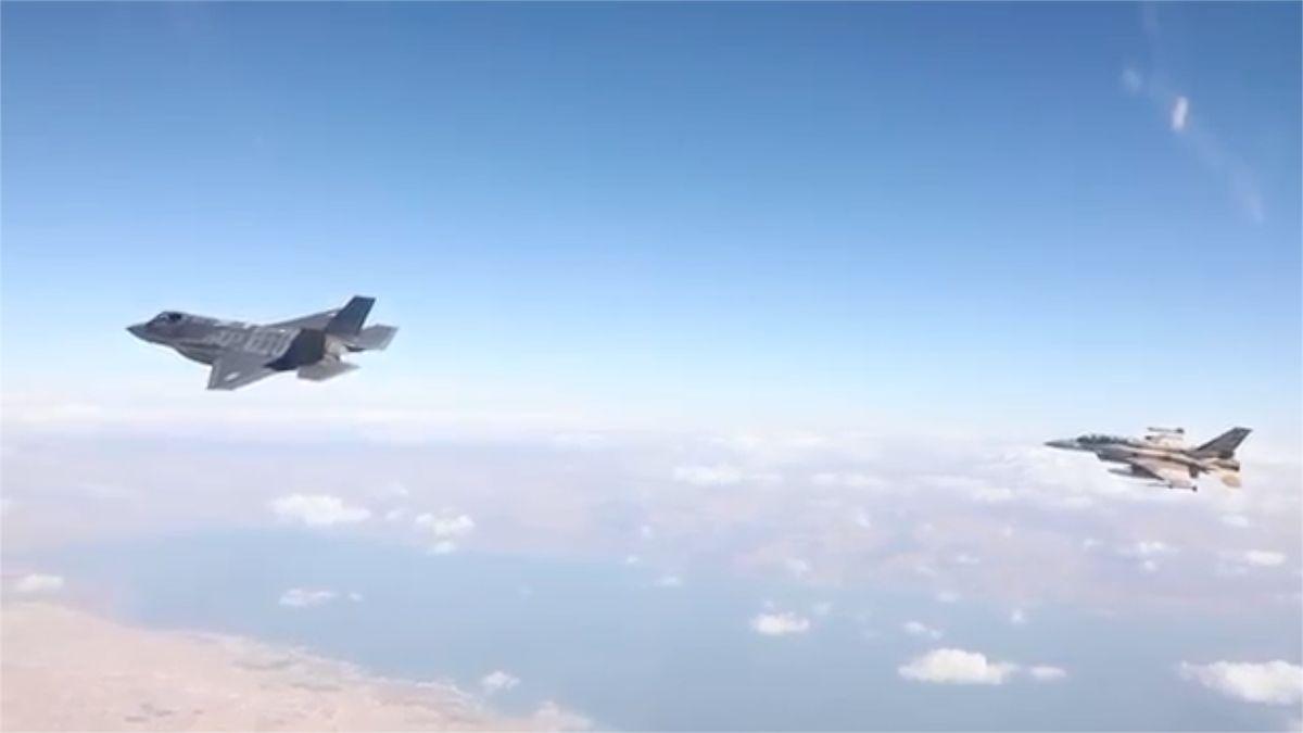 Bombardéry F-35 poprvé v bojové akci. Izrael je nasadil jako vůbec první země