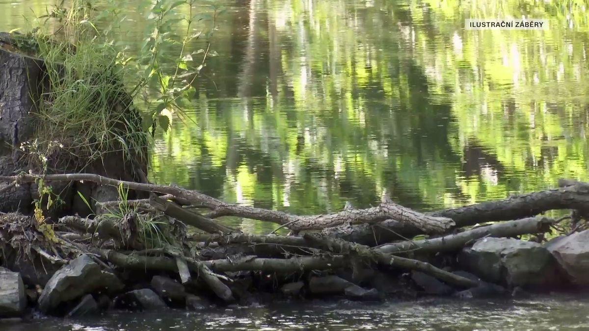 V řekách ubývá kvůli suchu voda, na Vltavě se blíží krize