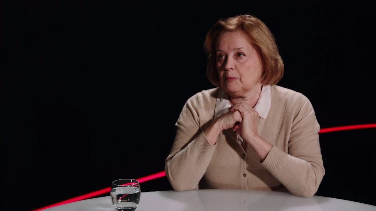 """""""Nechme starého pána, ať tam sedí a vládne."""" Magda Vášáryová ve Výzvě o Zemanovi i slovenském exportu Babišovi"""