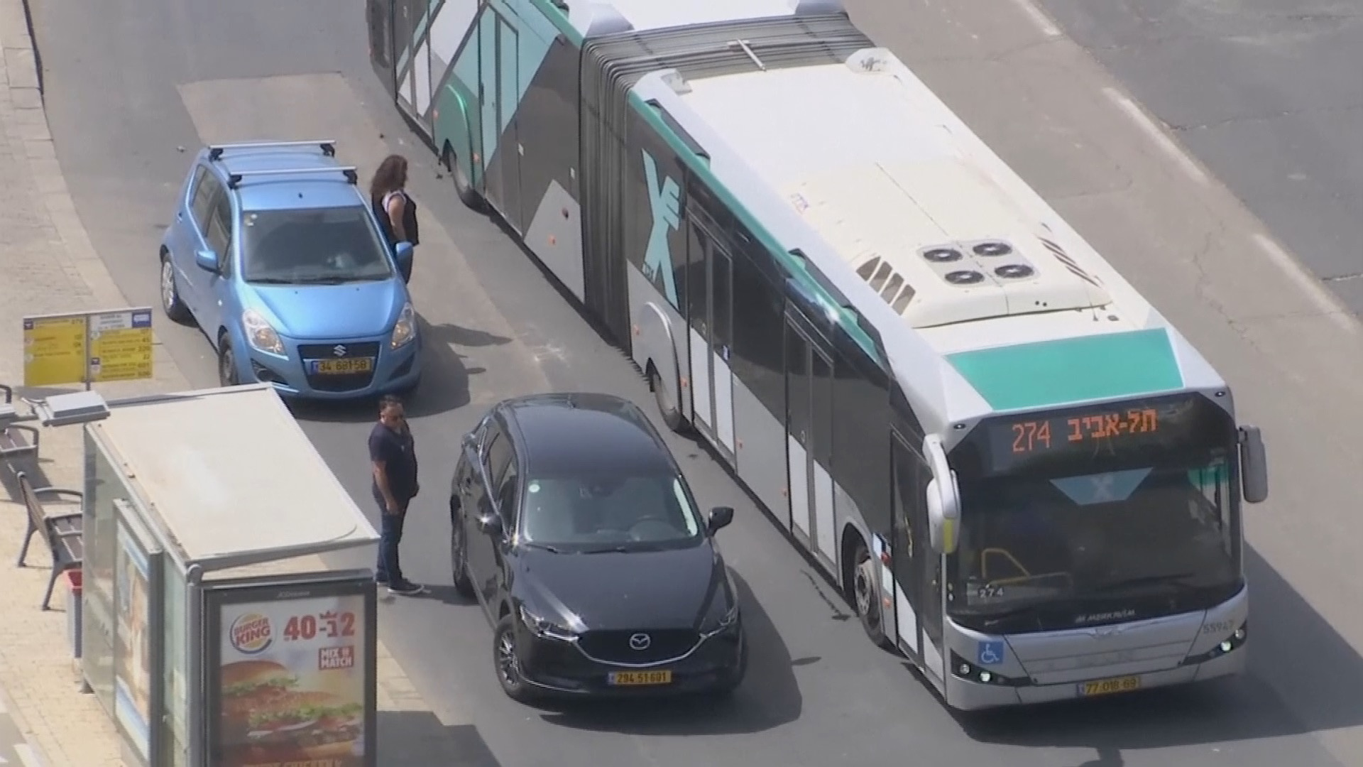 V Izraeli se na dvě minuty zastavil život. Lidé vzdávali hold padlým vojákům a obětem terorismu