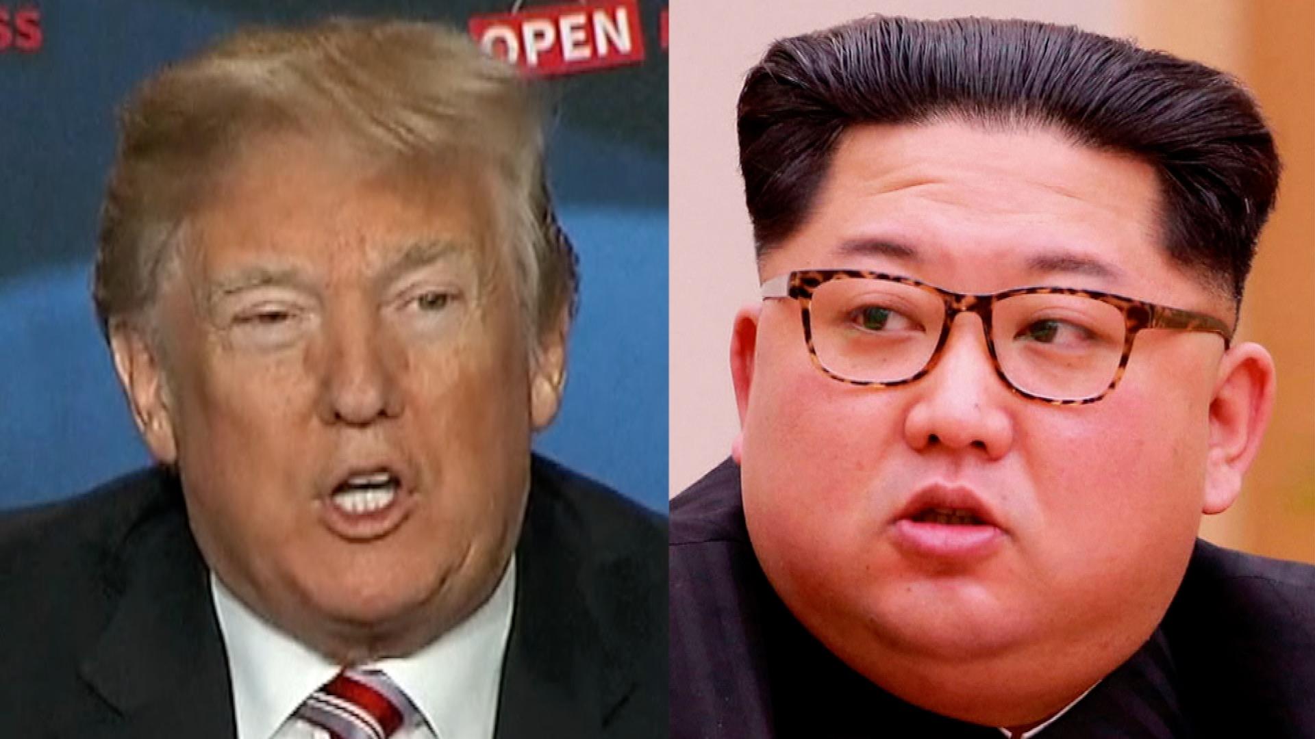 Podle agentury Bloomberg by k setkání Trumpa s Kimem mohlo dojít v Praze