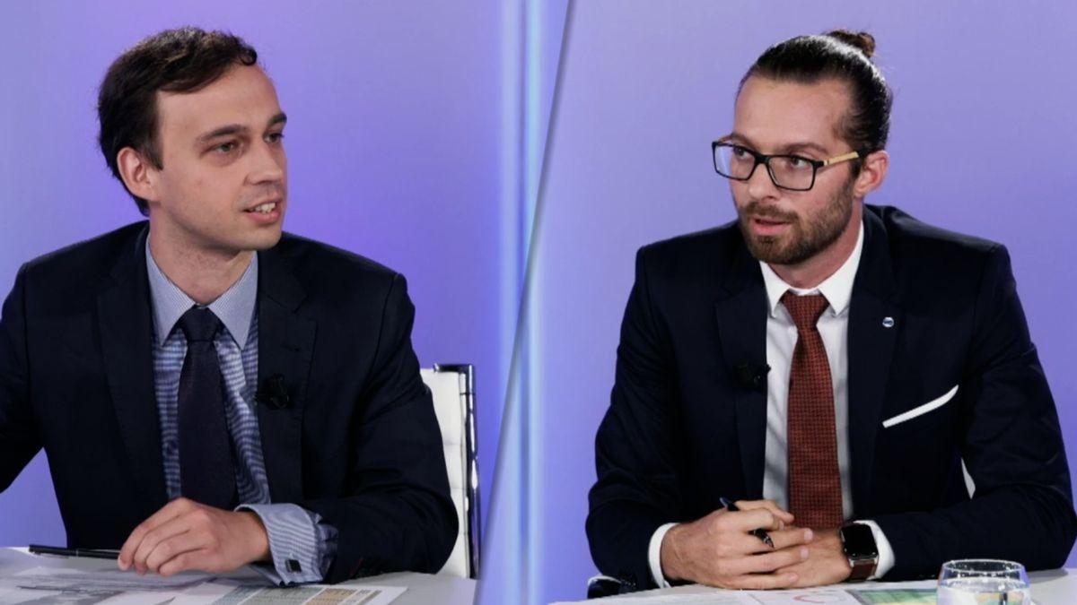 Duel: Stát bere zaměstnancům na daních 62 procent mzdy. Které daně ukousnou nejvíc?