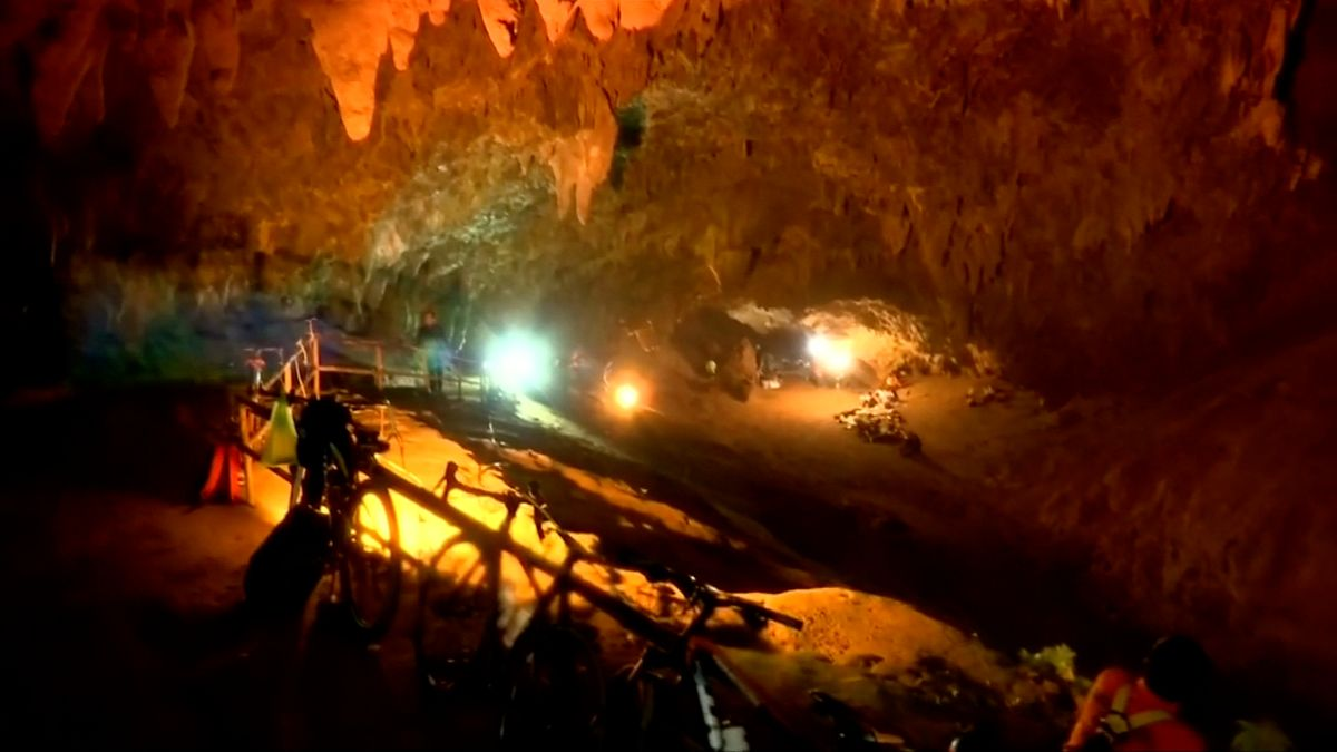 O záchranné misi v Thajsku budou Američané točit film. Přímo v jeskyni má navíc vzniknout muzeum