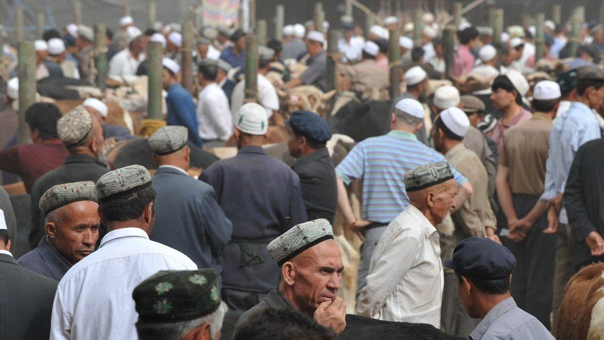 OSN: Čína drží milion Ujgurů v internačních táborech. Pomáháme převýchovou, tvrdí Peking
