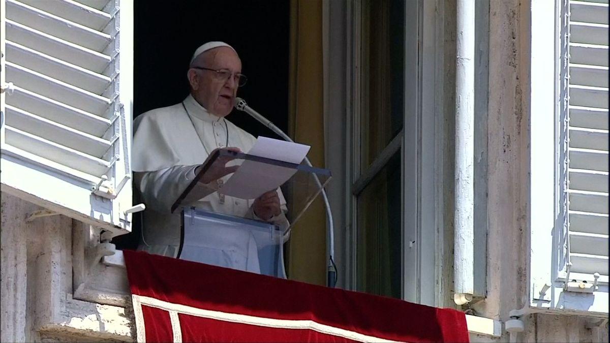 Trest smrti je špatný v jakémkoliv případě, rozhodl papež František