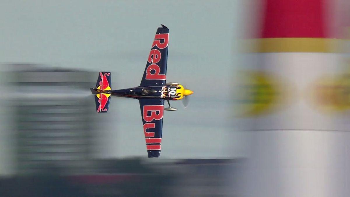 Loni měl titul na dosah ruky. Nyní může Šonka Red Bull Air Race poprvé ovládnout