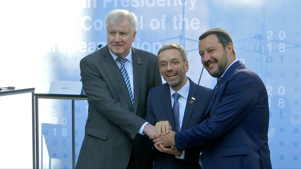 Ministři vnitra EU se shodli na potřebě ochrany vnější hranice