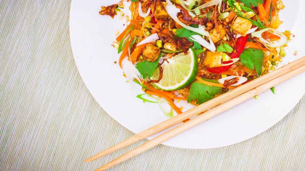 Pad Thai a sýrové kuličky tak, jak je neznáte