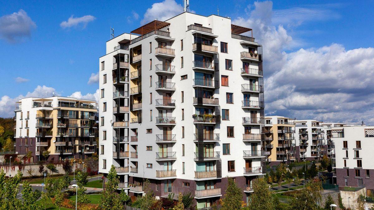 Vregionech lidé přestali kupovat nové byty. Ikdyž stojí polovinu toho, co vPraze