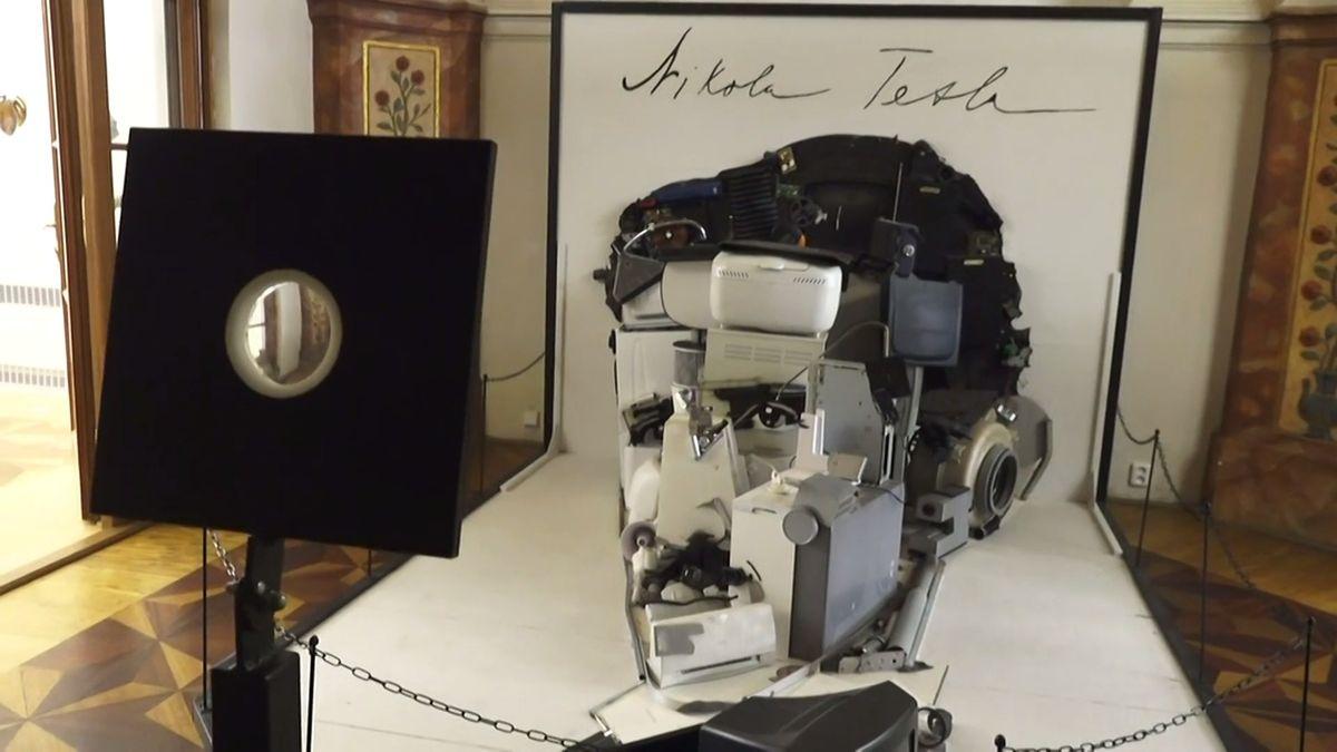 Do muzea iluzí s klapkou přes oko, jinak komplikované sestavy nevyniknou