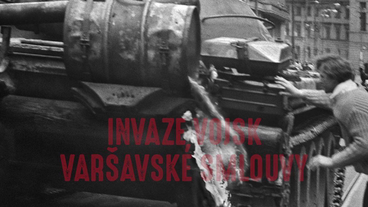 Než přijely tanky. Unikátní svědectví o dnech okupace v srpnu 1968