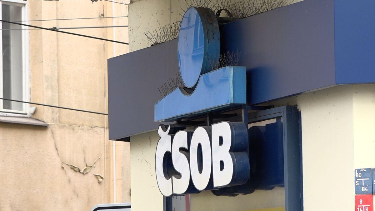 ČSOB klesl letos čistý zisk o56procent na 2,1miliardy korun
