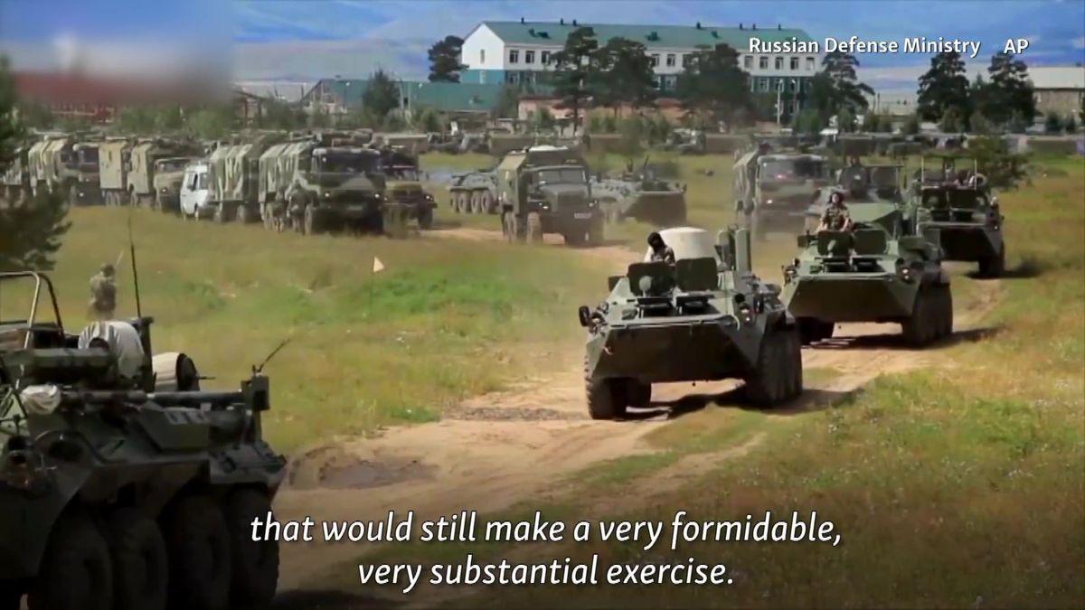 Svět bez obalu: Podívejte se, jak vypadalo největší vojenské cvičení vhistorii Ruska