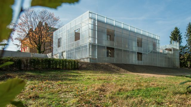V Liberci postavili školku inspirovanou japonským stylem
