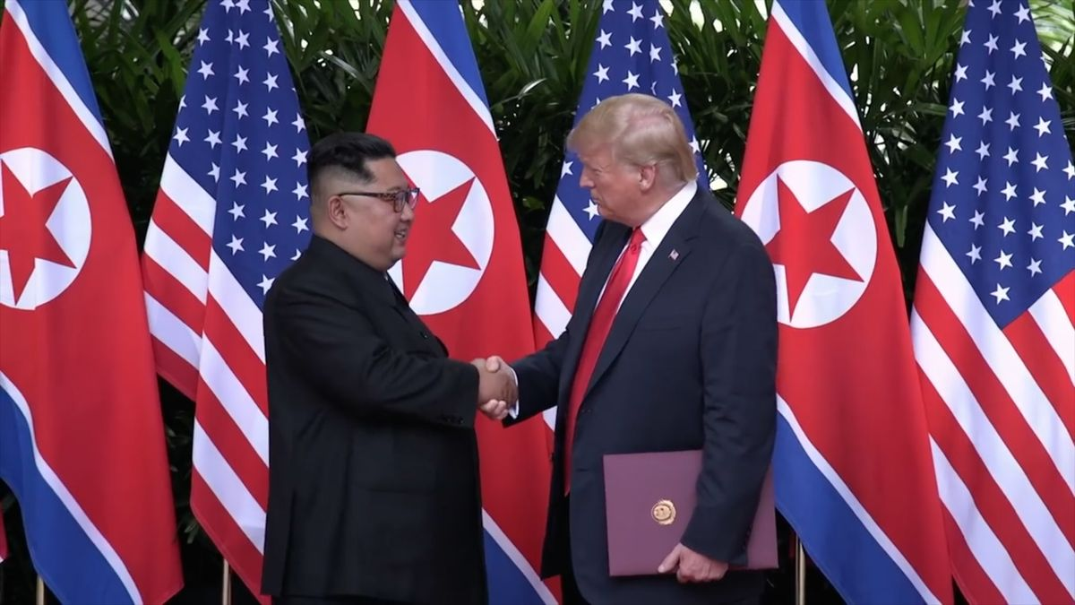 Patová situace mezi USA a KLDR. Severní Korea zrušila domluvenou schůzku samerickým ministrem zahraničí