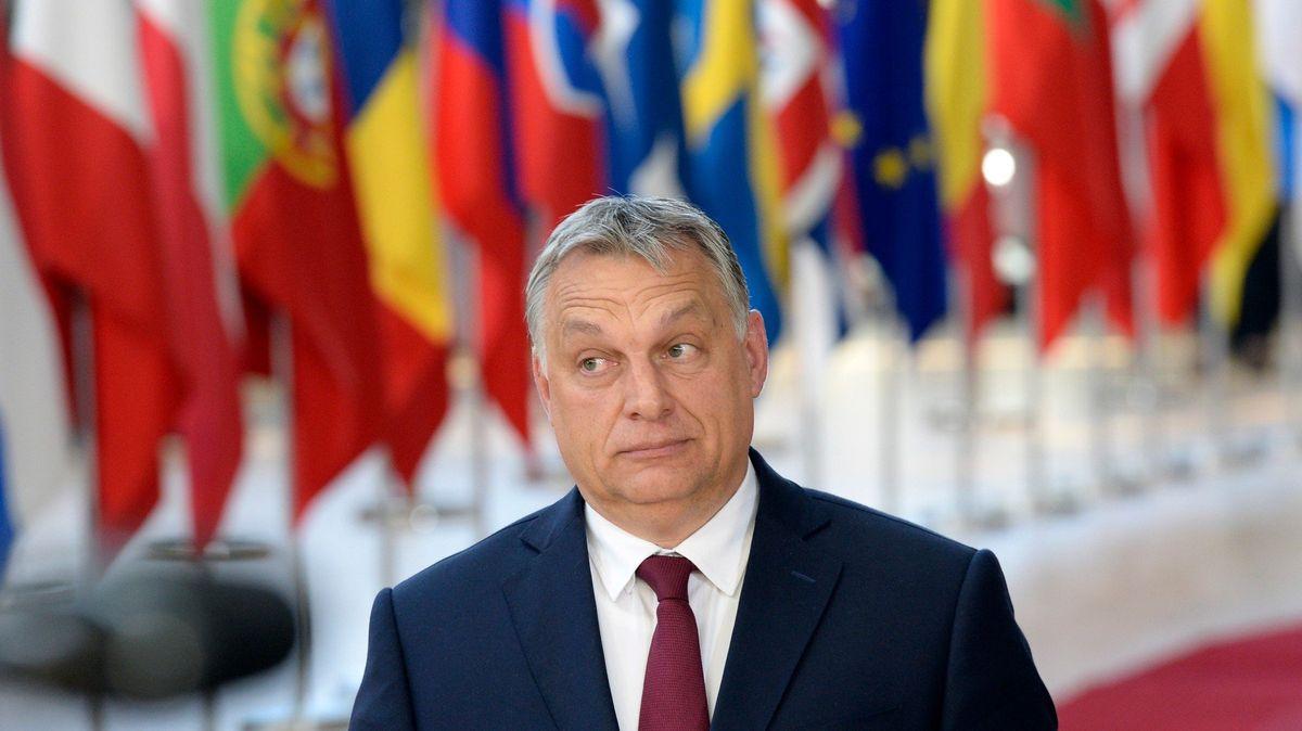 Evropská komise chce podle Orbána připravit Maďarsko o ochranu hranic
