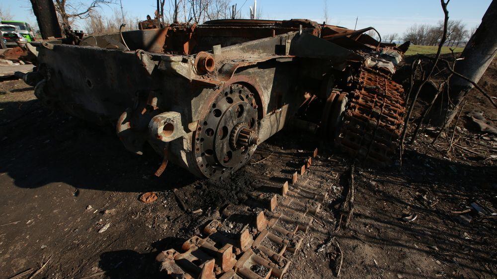 Na východě Ukrajiny se navzdory příměří dál střílí