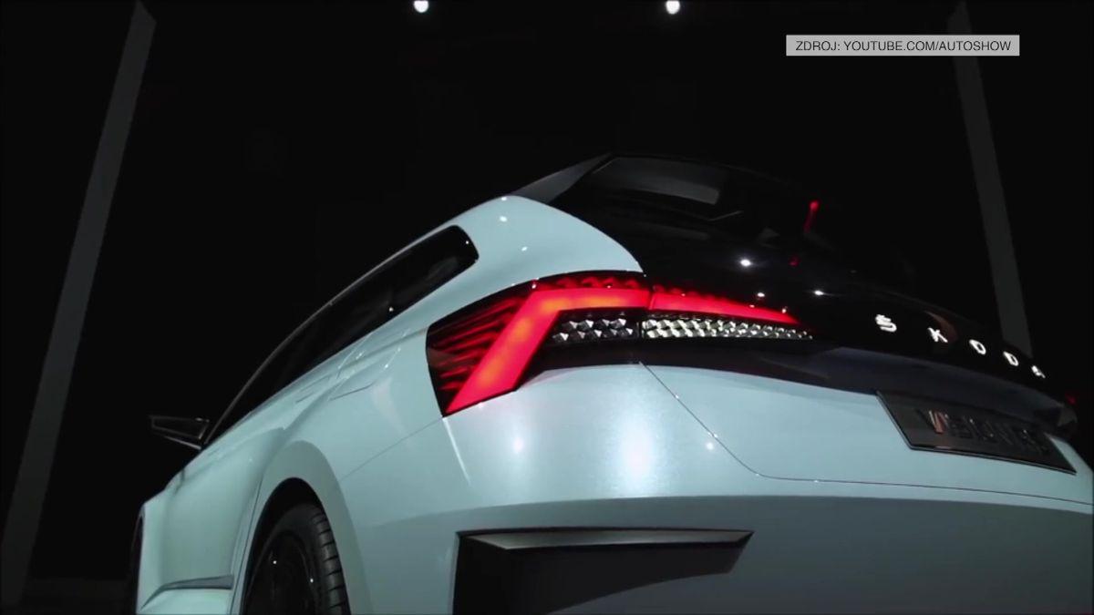 Škoda zveřejnila cenu za vůz Scala, začíná na 370tisících