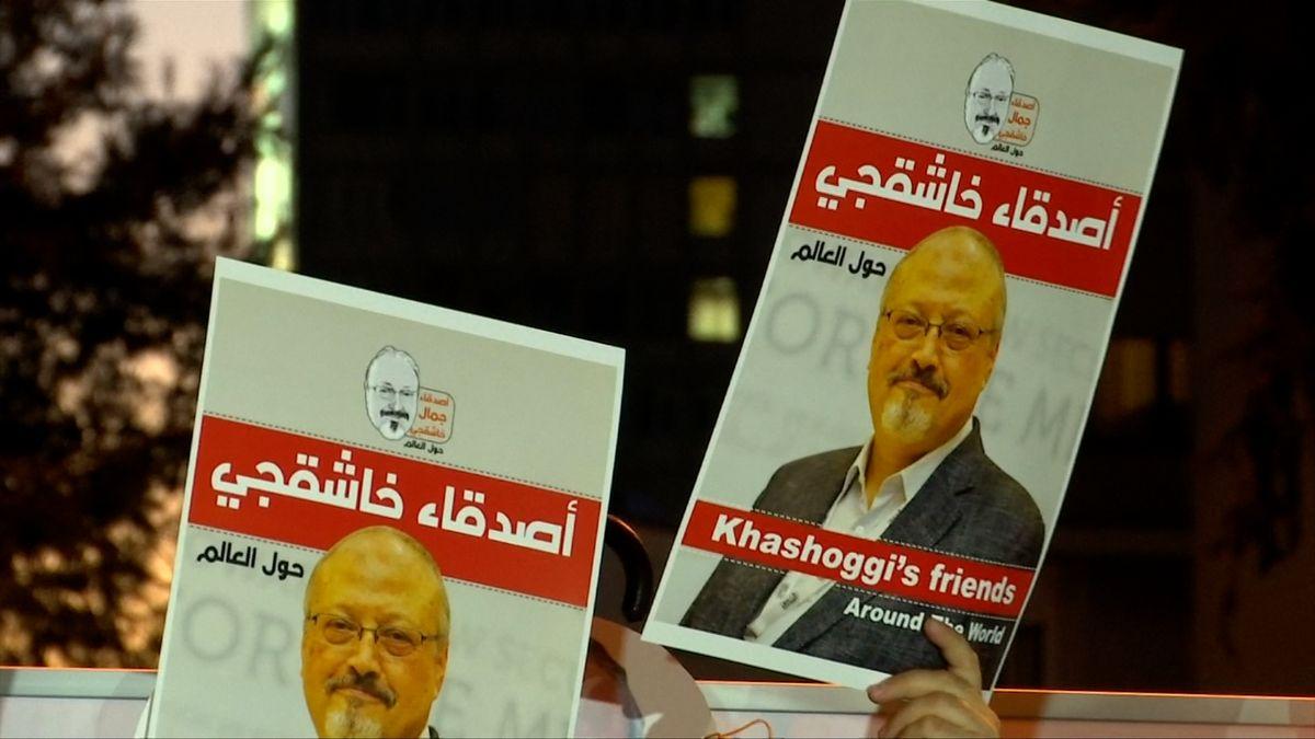 Co věděl Chášakdží na Saúdy? Chtěl informovat ochemických zbraních vJemenu