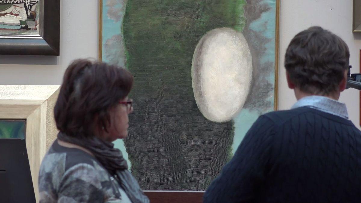 Vejce za 36milionů. Plátno Josefa Šímy přepsalo žebříček nejdražších českých obrazů