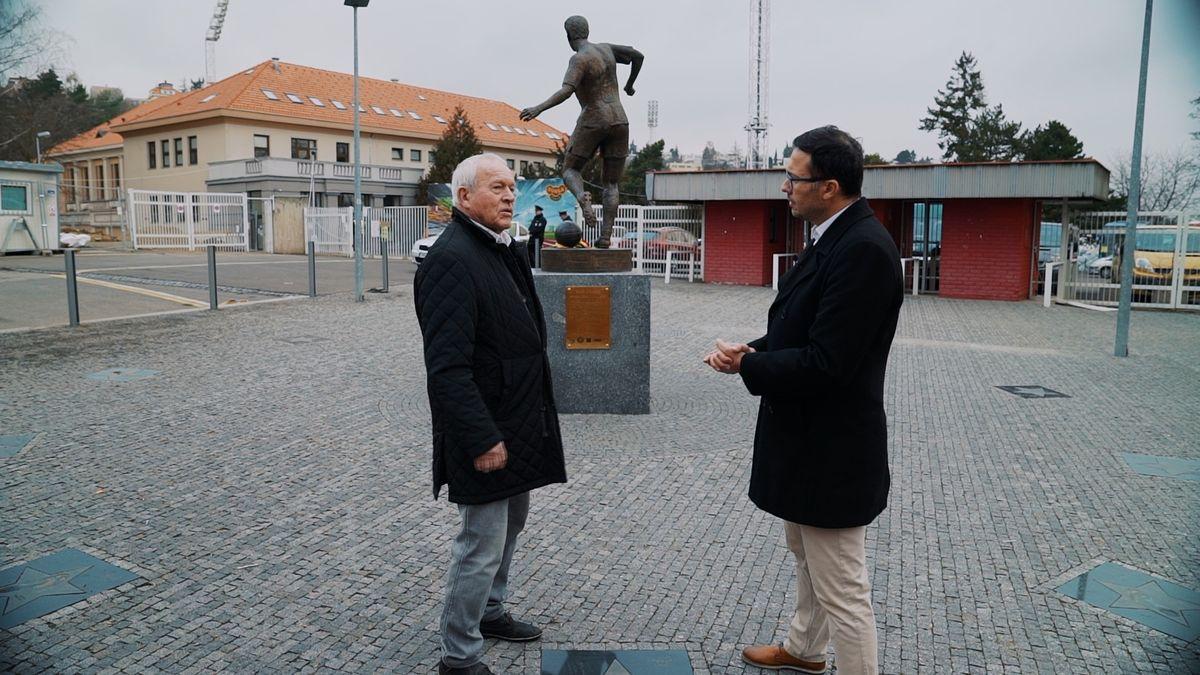 Brankářská legenda Ivo Viktor: Že nám nadávali do lampasáků? Brali jsme to shumorem