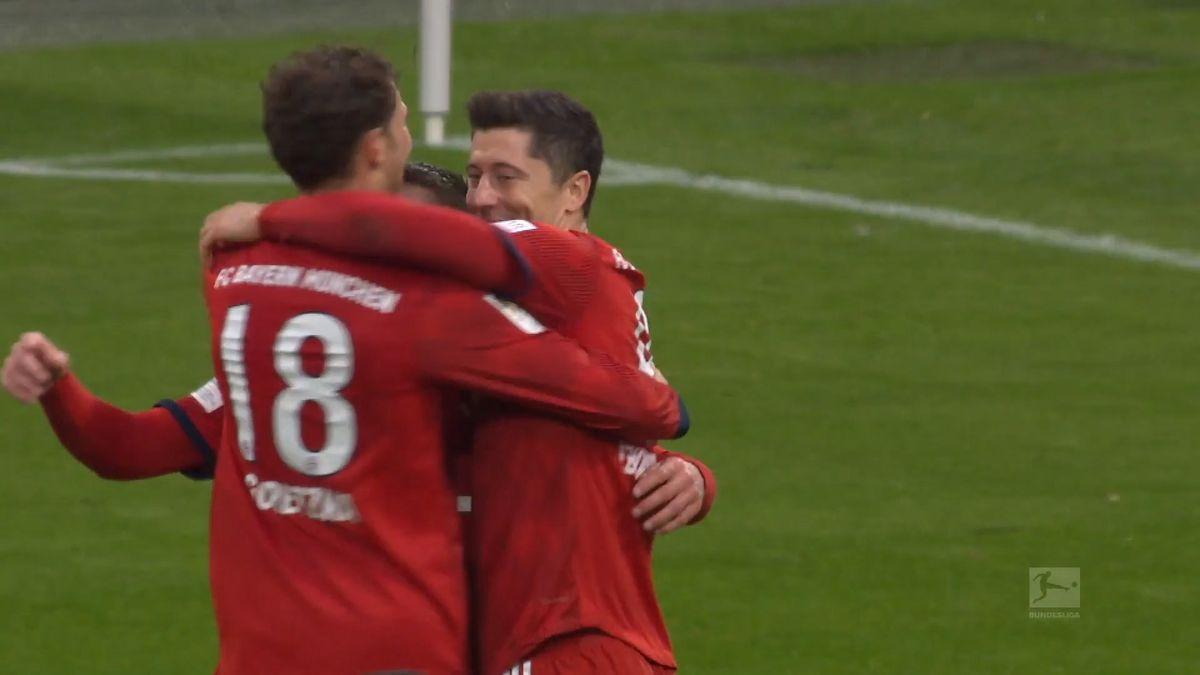 Bayern už zase budí hrůzu a Bundesliga má po půl roce nového lídra