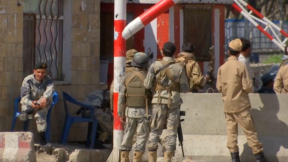 Vládní síly a spojenci včele sUSA zabili vAfghánistánu víc civilistů než Tálibán, tvrdí OSN