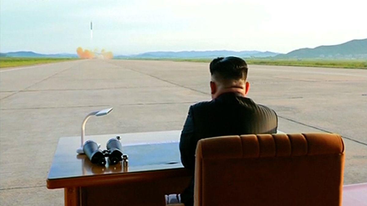 Severní Korea sestrojuje novou raketu, jde omezikontinentální střelu nebo kosmický projekt