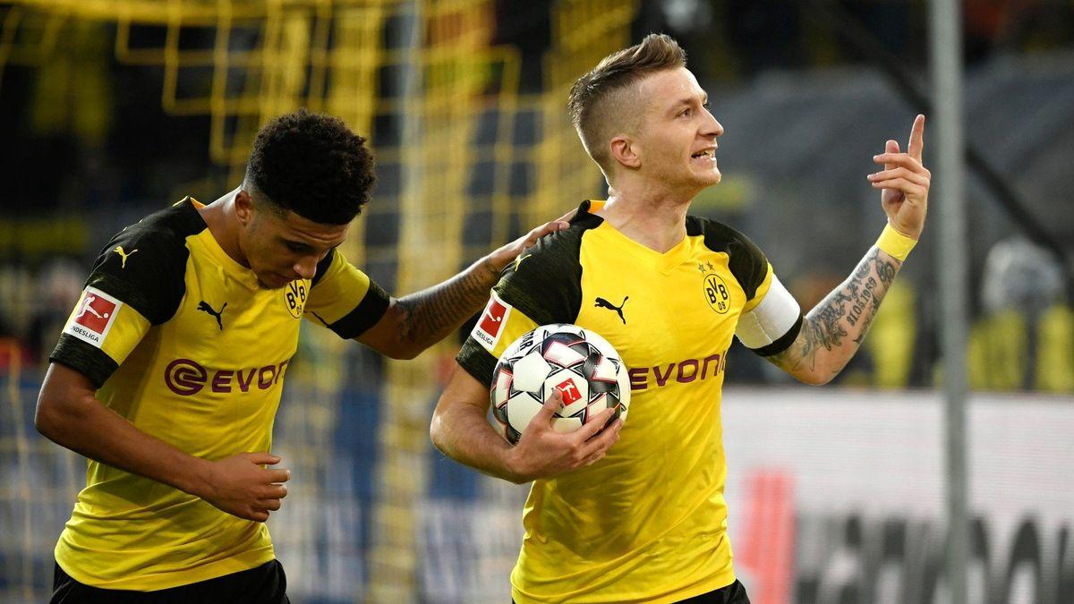 Co hraje do karet Dortmundu a co zase Bayernu? Německý zápas roku můžete sledovat ina Televizi Seznam