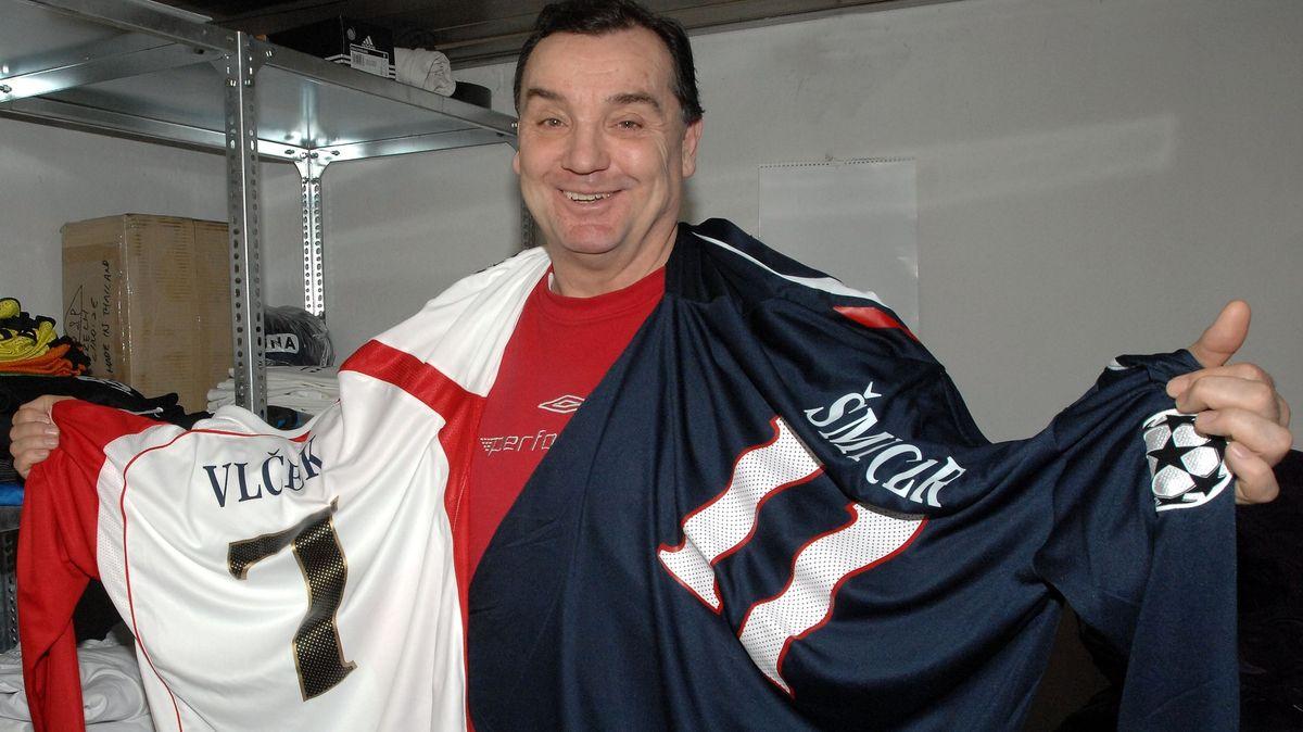 Slavia má nejlepší tým, co pamatuju, říká muž, který osobně zažil šest pokusů klubu dobýt Ligu mistrů