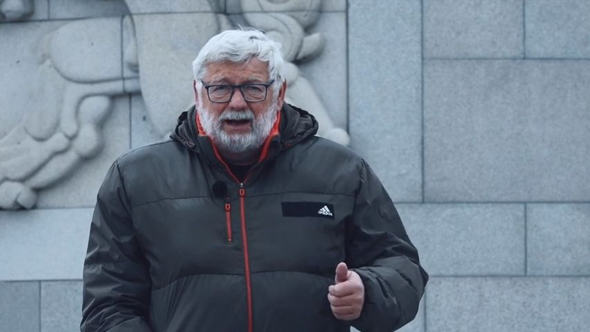 Záhady Josefa Klímy: Hrdina odboje zahrabaný vodpadcích. Kdo může za smrtelný pád na stavbě? Aglosa Daniela Kroupy