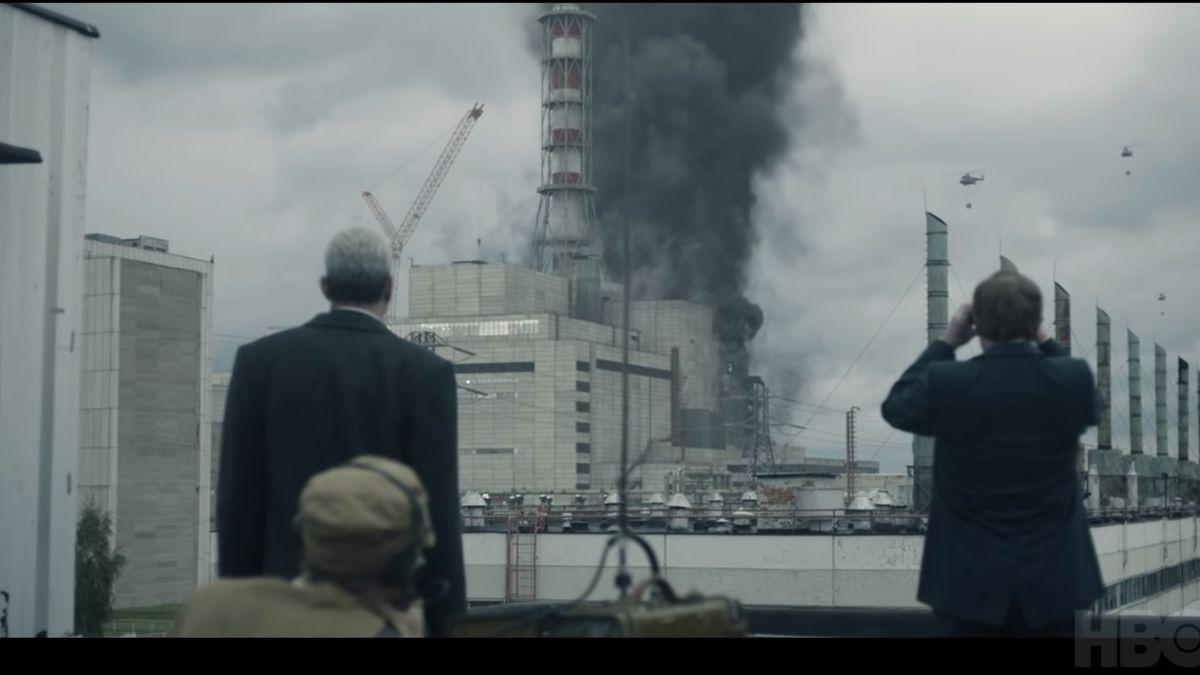 Sklízí skvělá hodnocení. Je Černobyl seriálem roku?