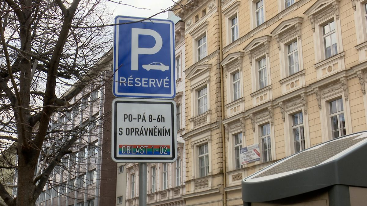 Modré zóny úplně jinak. Brno překope systém rezidentního parkování, původní se neosvědčil