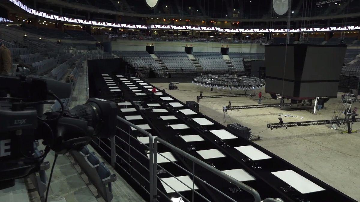 Takhle se zO2 areny stalo kolbiště pro koně za miliardy, hvězdy parkuru míří do Prahy