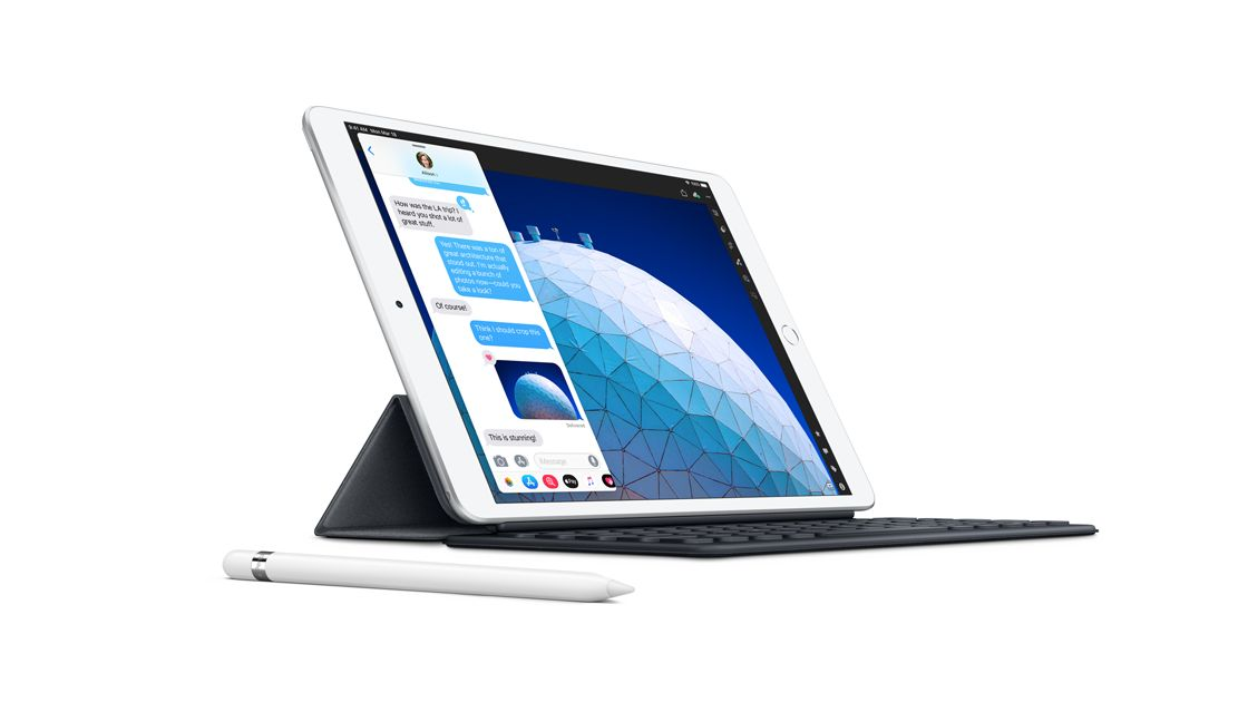 Apple uvedl na trh nový iPad Air a modernizovaný Mini