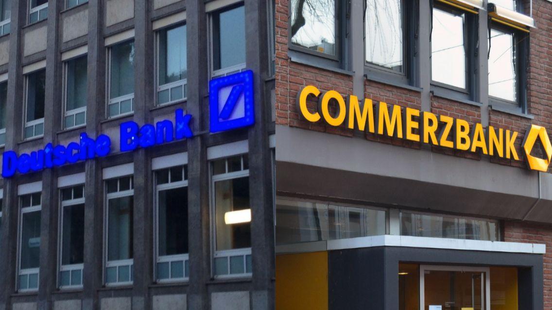 Až 30tisíc lidí bez práce a akcie skoro na desetiletém minimu, varují odborníci před fúzí Commerzbank a Deutsche Bank