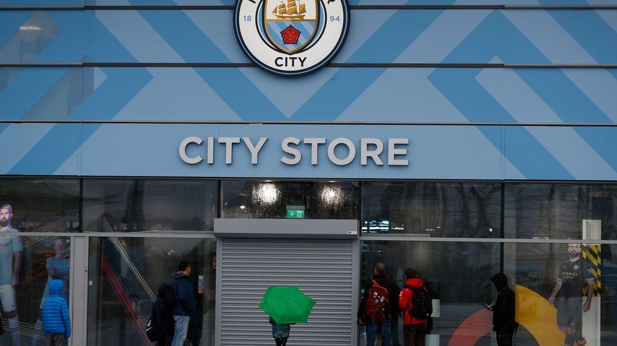 Fotbalový Manchester City bude bez Ligy mistrů, rozhodla UEFA