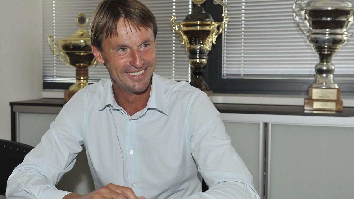 """Únor Dortmundu nevyšel, ale otitul ještě zabojuje, míní """"Franz"""" Straka, host sobotního přenosu"""