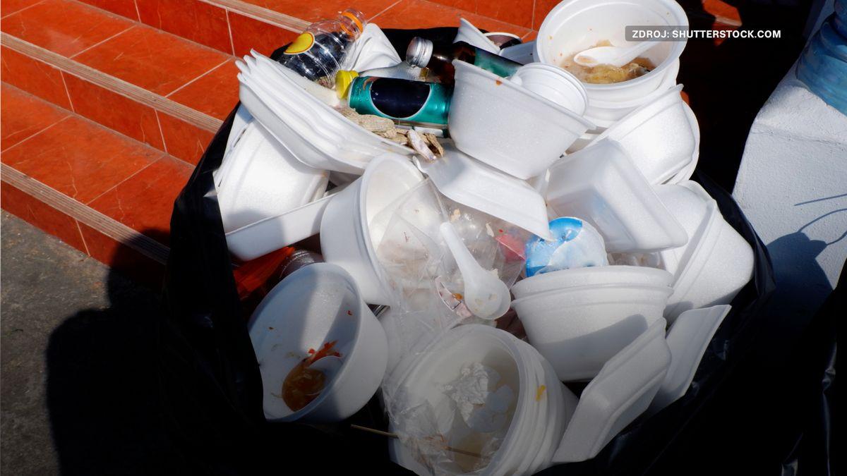 New York zakázal používání jednorázových plastových obalů na jídlo
