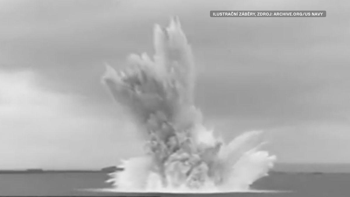 Zválečné munice uniká yperit. Zamořuje belgické pobřeží